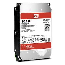 Ổ CỨNG WD 10TB RED - WD100EFAX