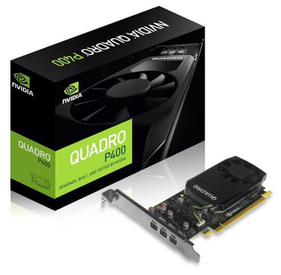 VGA Card nVidia Quadro P400 2GB GDDR5