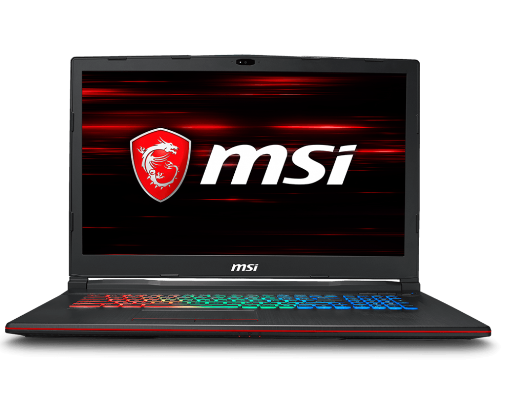 Laptop MSI GP73 8RE-250VN	i7-8750H / 8GB/1TB 7200rpm + 128GB SSD/GTX1060/6GB