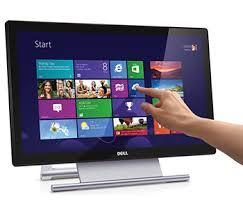 Màn hình máy tính Dell S2240T LED 21.5 inch Touch-Screen