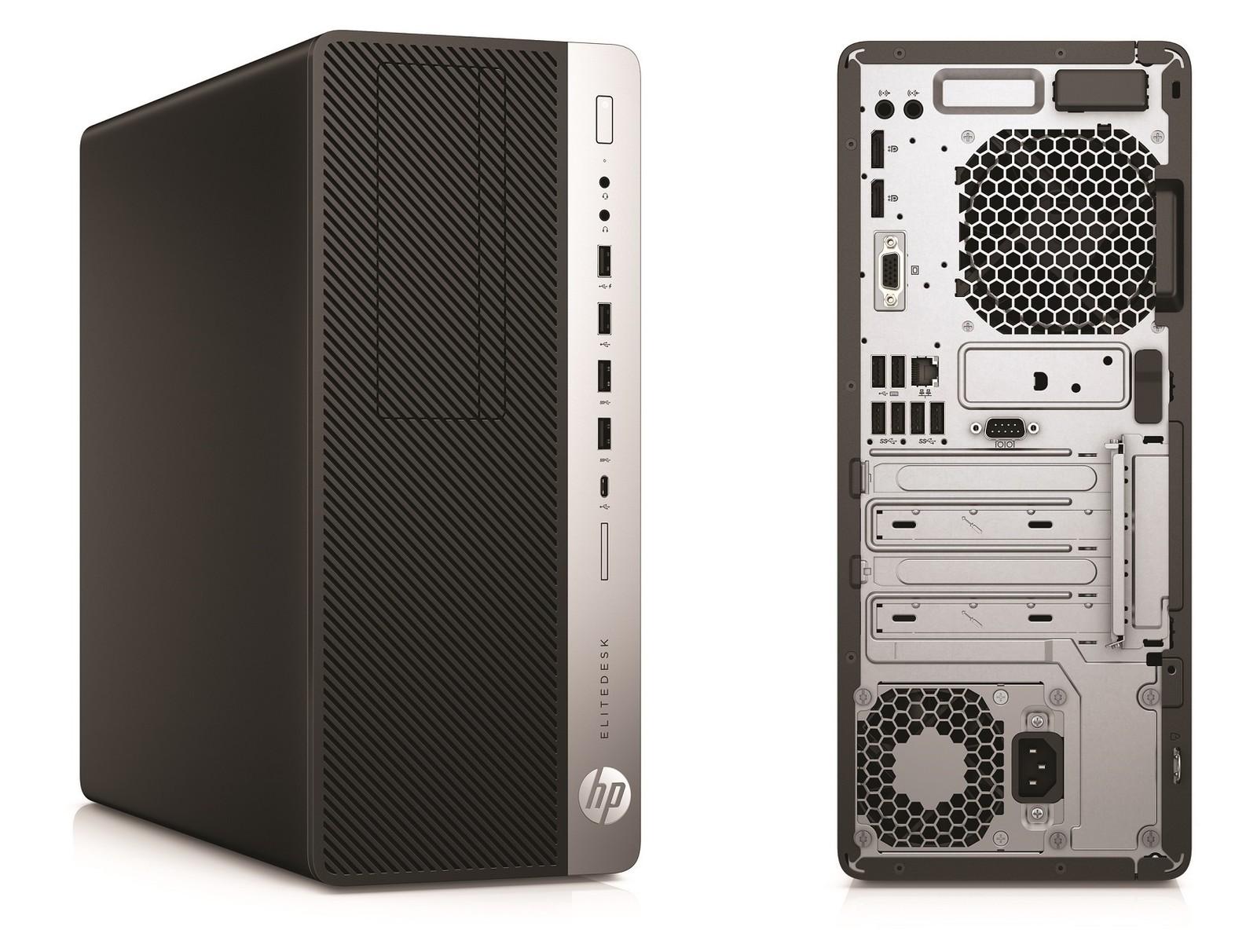 Máy tính để bàn HP EliteDesk 800 G3 Small Form Factor - 1DG91PA