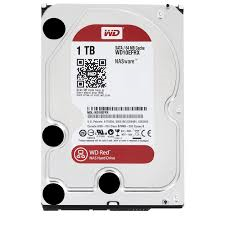 Ổ cứng WD 1TB Red - WD10EFRX
