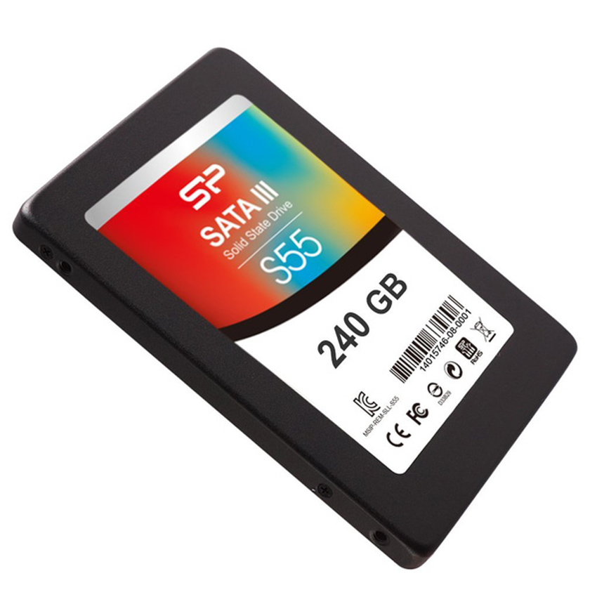 ổ cứng ssd SILICON S55 240GB