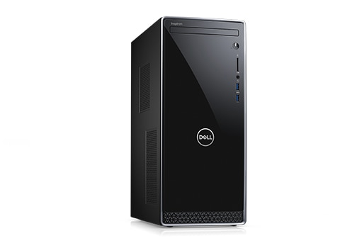 Máy bộ Dell Inspiron 3670 i3 8100/4GB/1TB/128GB/GT730 2GB - MTI31410-4G-1T-128G-2G