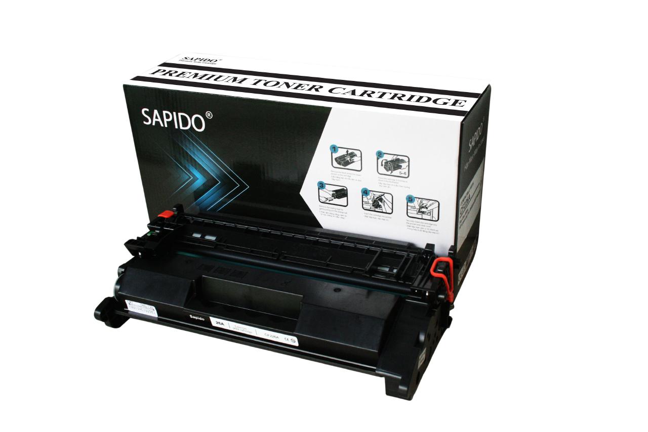 MỰC SAPIDO Model 26A DÙNG CHO MÁY HP Pro M402n / M402d / M402dn / M402dw / M426  (3,600 trang)