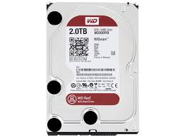 Ổ cứng WD 2TB Red - WD20EFRX