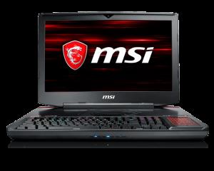 Laptop MSI GT83 Titan 8RGi7-8850H / 32GB/1TB 7200rpm + 512GB SSDGTX1080/8GB x2