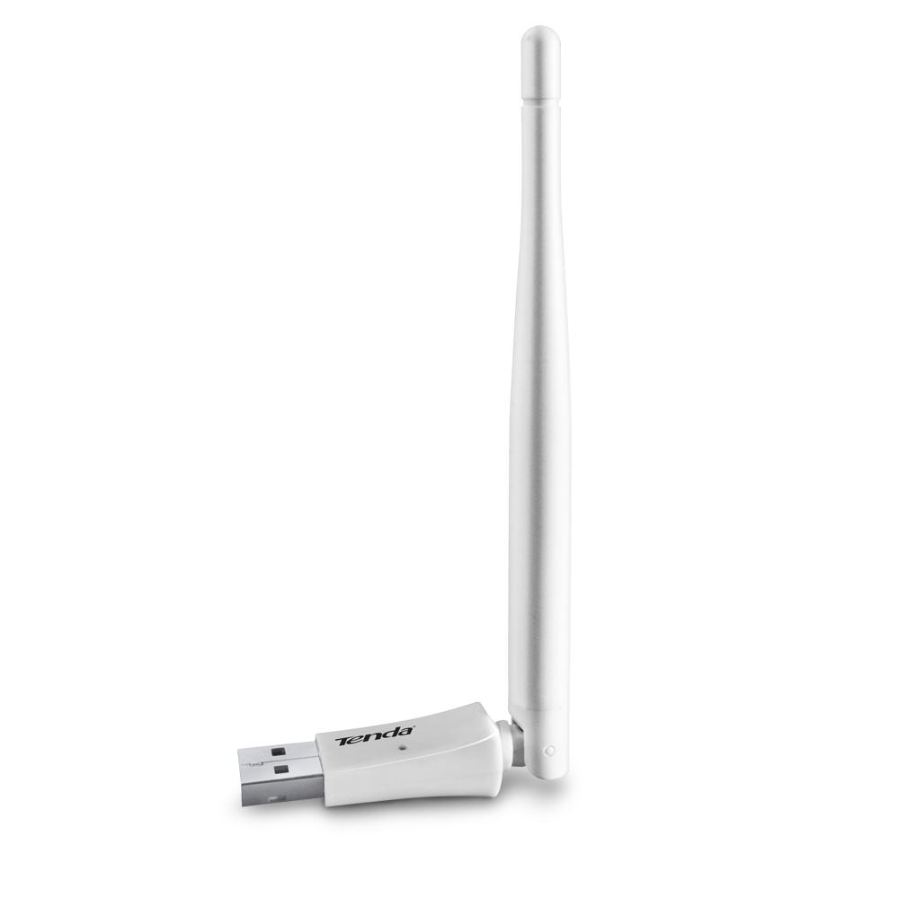 Bộ USB thu sóng Wifi Tenda W311MA ( Có anten)