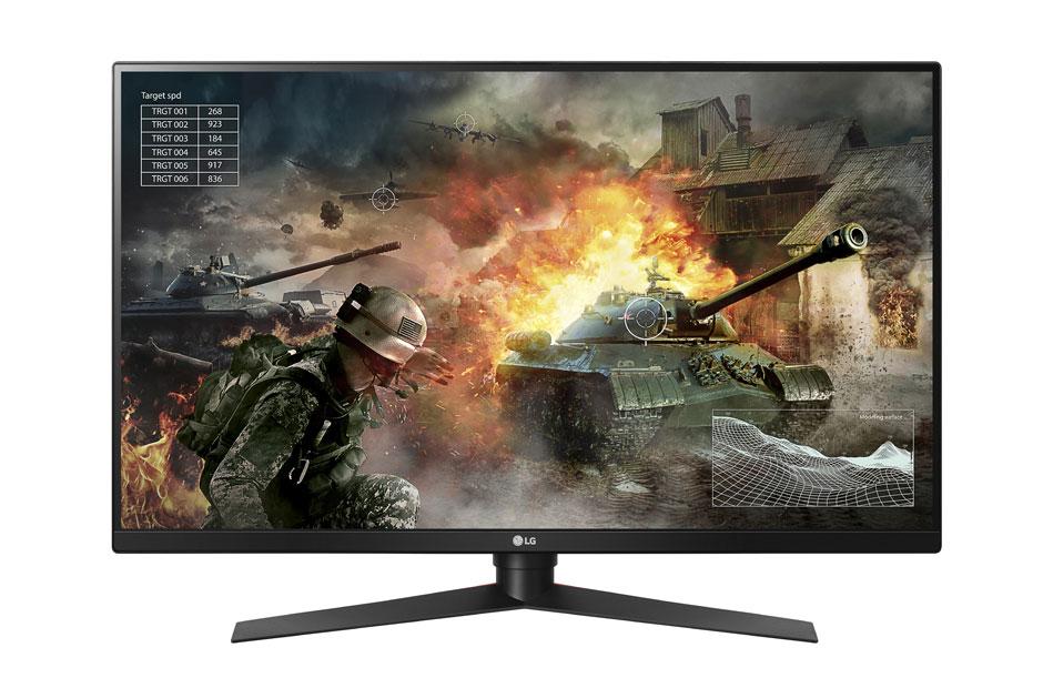 Màn hình LG 32GK850G chuyên game QHD 32