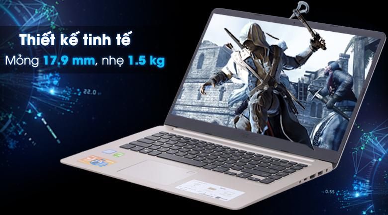 Laptop Asus S510UQ-BQ475Ti5-8250U / 4GB/1TB/GT940MX/2GB