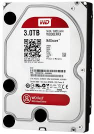 Ổ CỨNG WD 3TB RED - WD30EFRX