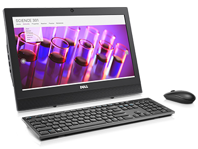 MÁY BỘ Dell OptiPlex 3050 All in One - I3-Ubuntu New - 42OA3500135