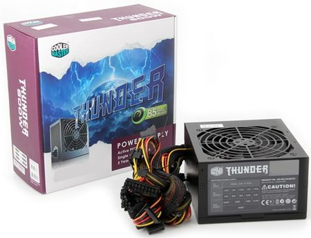 Nguồn Cooler Master 450W - THUNDER
