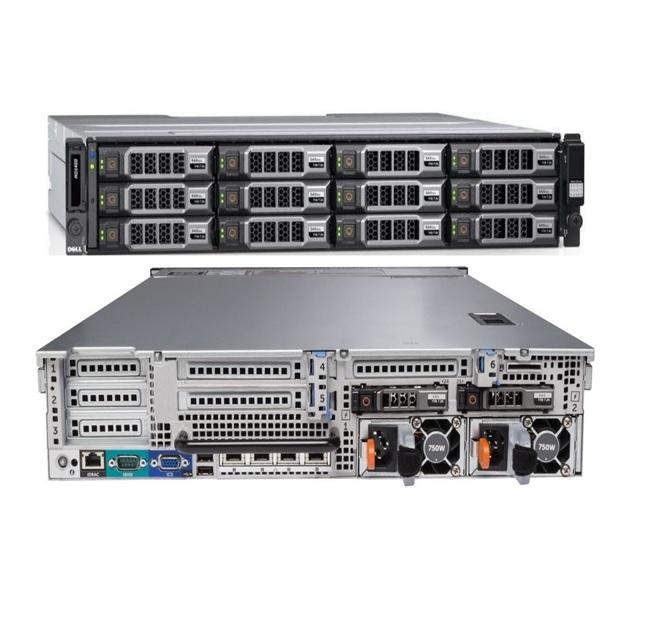 Máy chủ Dell PE R730 XD E5-2620 v4/8gb RDIMM