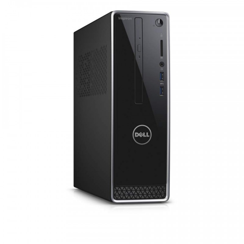 Máy bộ Dell INS3268ST - 5PCDW11 - i3-7100(2*3.9)/4GD4/1T7/DVDRW/5in1/WLn/BT4/KB/M/ĐEN/W10SL/PreSup