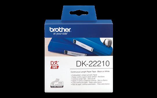 Vật tư in nhãn Brother DK22210