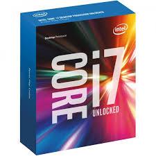 Core i7-6850K Broadwell-E  (3.6 ghz chưa fan)