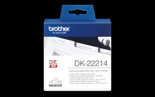Vật tư in nhãn Brother DK22214