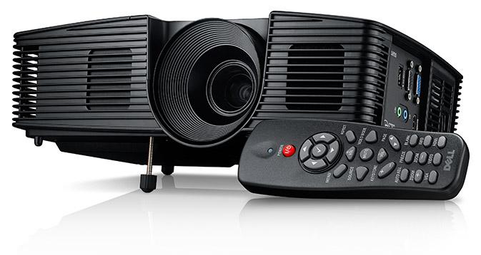 Máy chiếu DELL 1850 ( Full HD, 1080p )