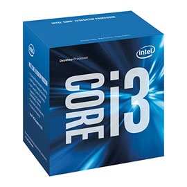 CPU Core I3 6098P Skylake