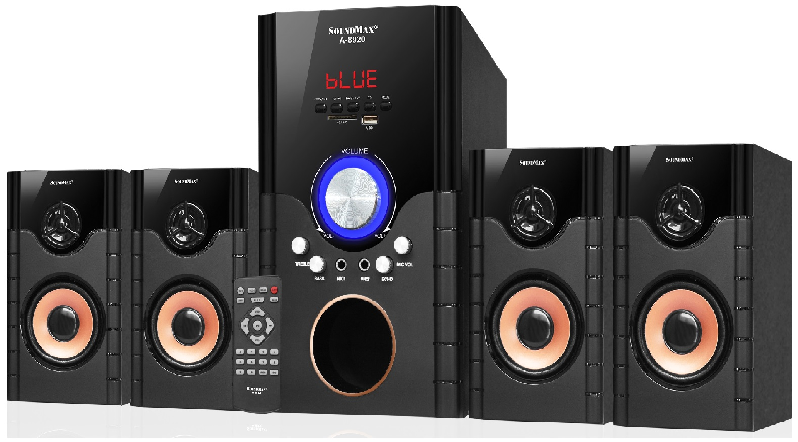 LOA SOUND MAX A8920 (4.1)