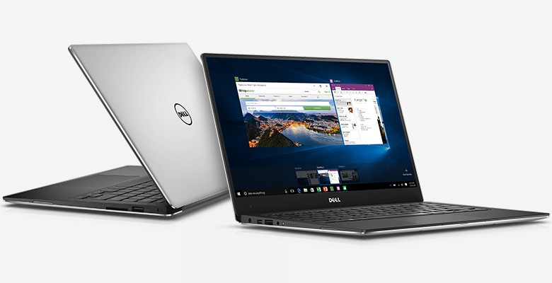 LAPTOP DELL XPS13 9360 99H102 i7 Touch  Win10 + Office 365