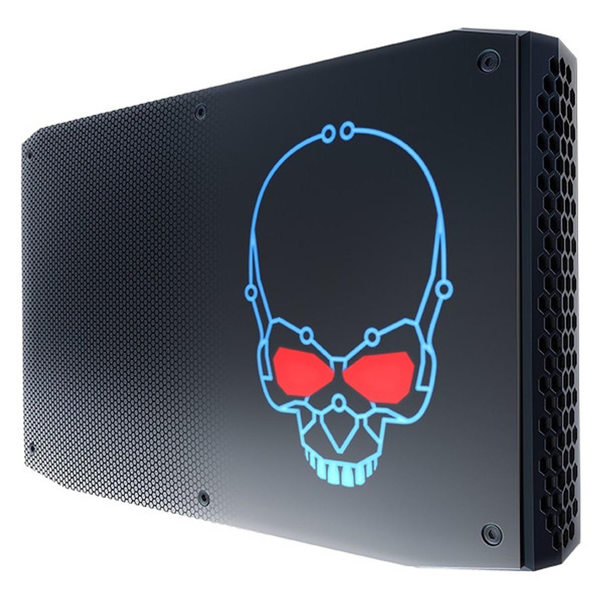 Máy tính bộ PC Intel NUC Kit BOXNUC8I7HVK2 ( Intel Core™ i7-8089G/  Radeon™ RX Vega M GH graphics )