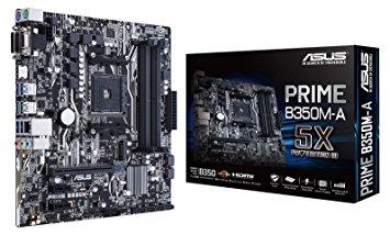 Main Asus PRIME B350M-A