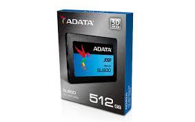 Ổ CỨNG SSD ADATA 3D NAND FLASH 512GB - ASU800