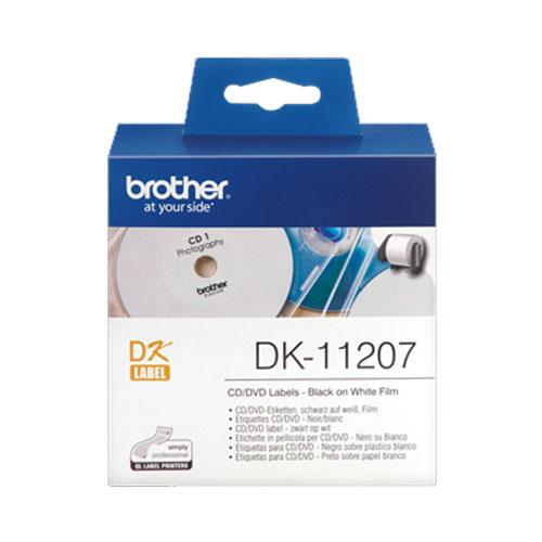 Vật tư nhãn cuộn DK11207