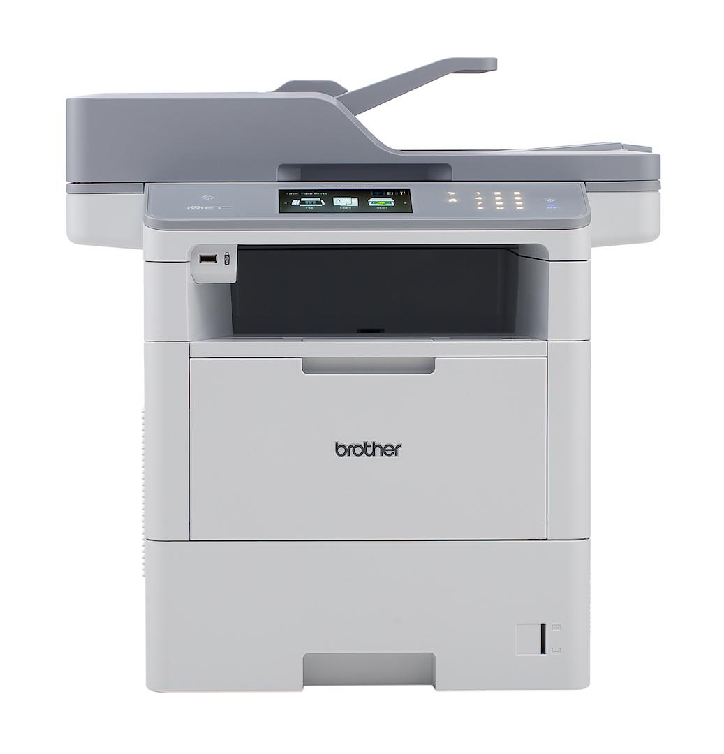 Máy in Laser màu đa chức năng Wifi Brother MFC-L6900DW