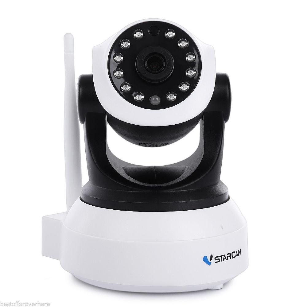 Camera IP xoay, wifi, hồng ngoại 2MP - Độ nét cao - C24S