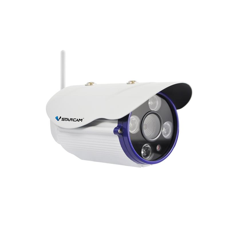 CAMERA IP WIFI NGOÀI TRỜI - 1MP - C7850WIP - Camera IP cố định, wifi, hồng ngoại