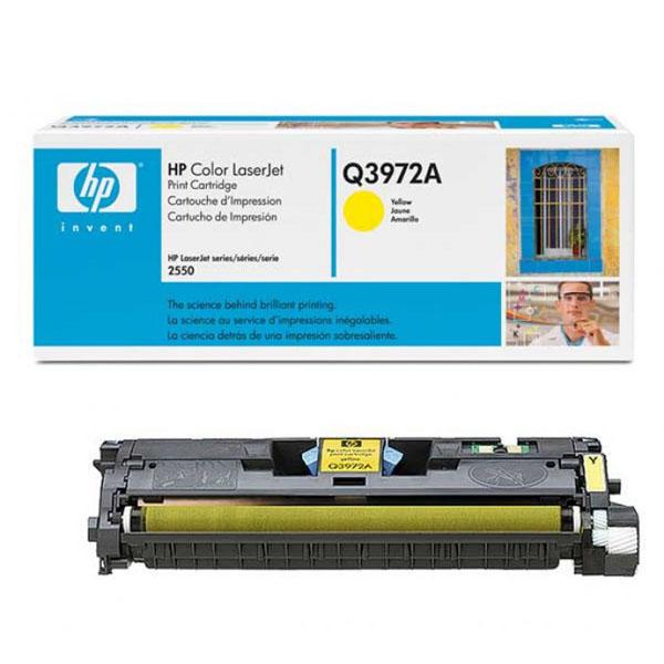 Mực máy in HP Color LaserJet 1500/2500 Màu Vàng - C9702A