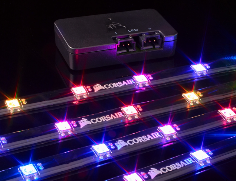 LIGHTING NODE PRO RGB - CORSAIR LED - CL-9011109-WW