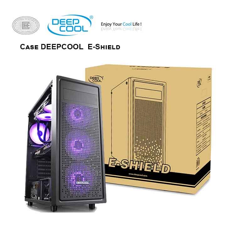 Case máy tính Deepcool E-Shield