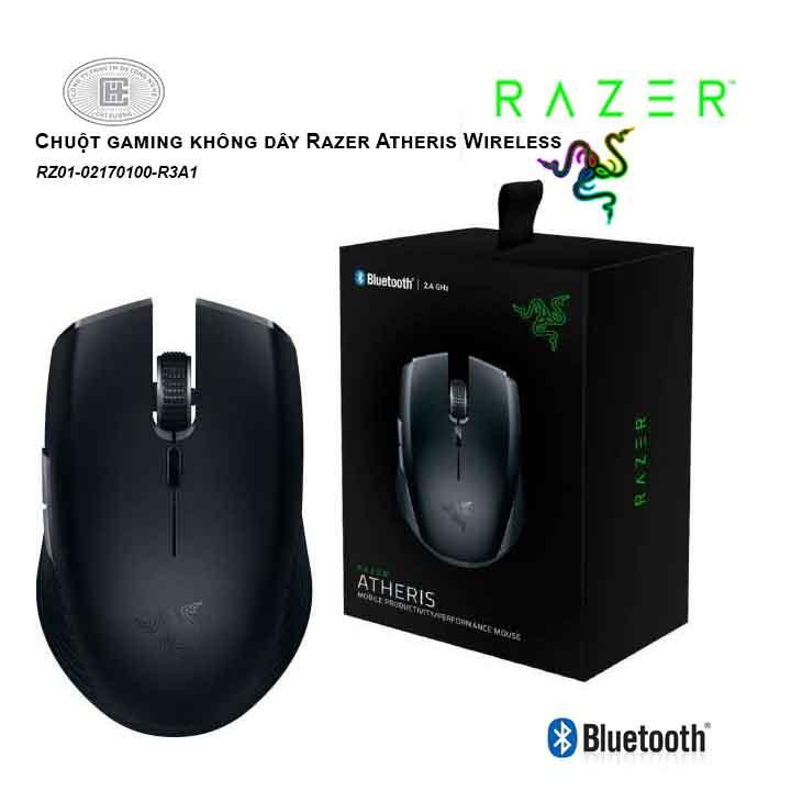 Chuột gaming không dây Razer Atheris Wireless - RZ01-02170100-R3A1 (Đen)