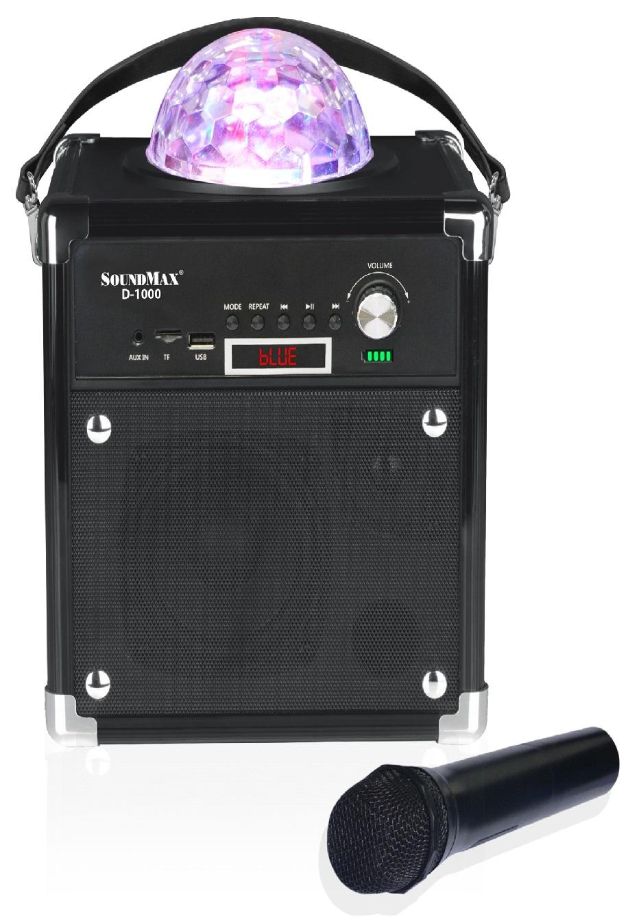 Loa Di Động SoundMax D1000