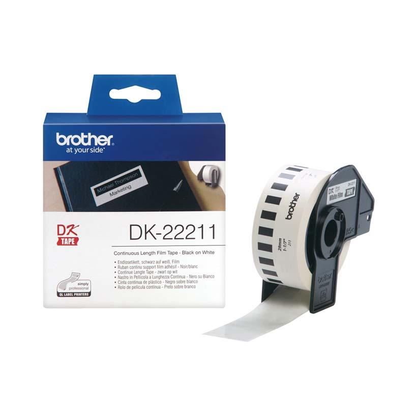 Vật tư nhãn cuộc Brother DK22211