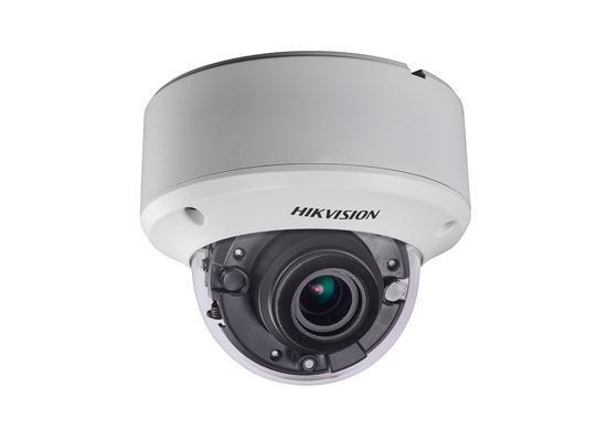 CAMERA HKIVISION HD-TVI 2MP bán cầu hồng ngoại 40m 2.8~12mm  - DS-2CC52D9T-AVPIT3ZE