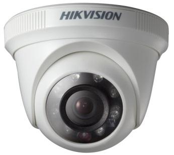 CAMERA HKIVISION HD-TVI  bán cầu hồng ngoại  20m 1 MP - DS-2CE56C0T-IRP