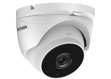 CAMERA HKIVISION HD-TVI 4.0 bán cầu hồng ngoại 40m - DS-2CE56D8T-IT3Z