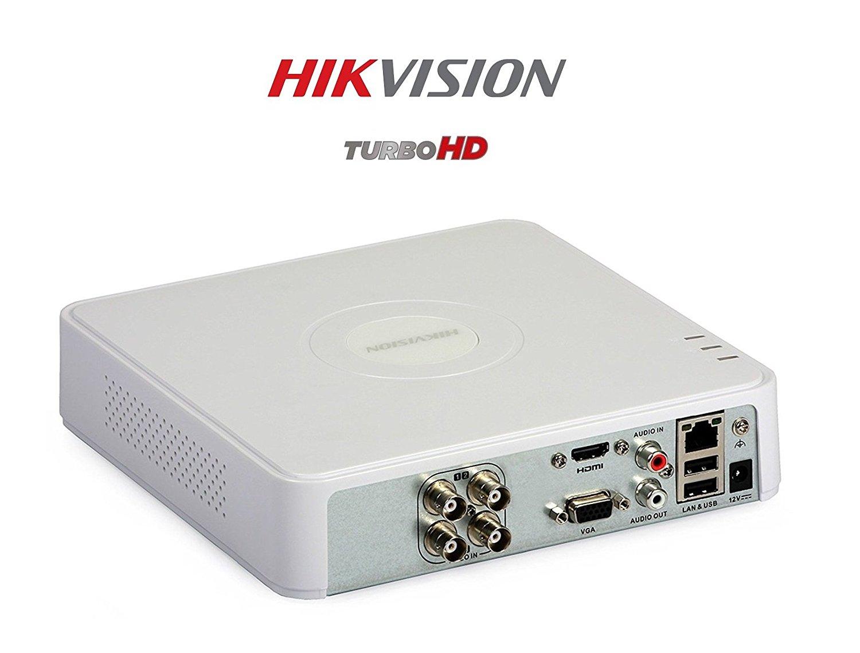 ĐẦU GHI CAMERA HKIVISION 4 kênh Turbo HD 3.0 DVR - 720P/1080P,1 SATA,1 RJ45 - DS-7104HQHI-F1/N