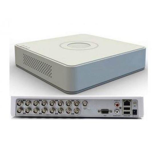 ĐẦU GHI CAMERA HKIVISION 4 kênh Turbo HD 3.0 DVR - 720P,1 SATA,1 RJ45 - DS-7116HGHI-F1