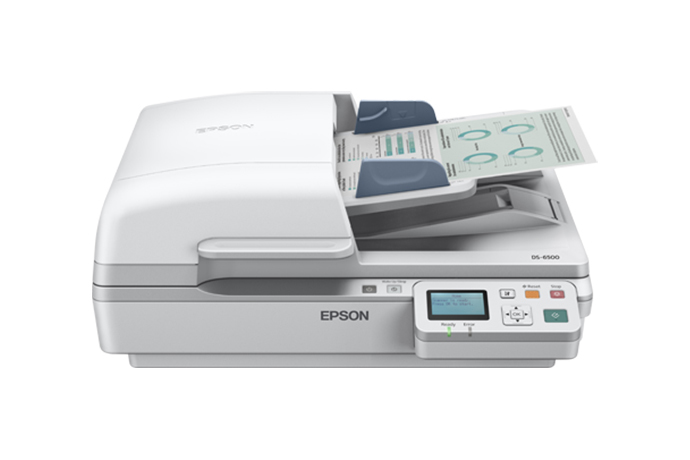 MÁY QUÉT TÀI LIỆU EPSON A4 - DS 6500 Scanner