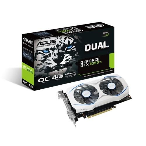 VGA Asus DUAL GTX1050TI O4G