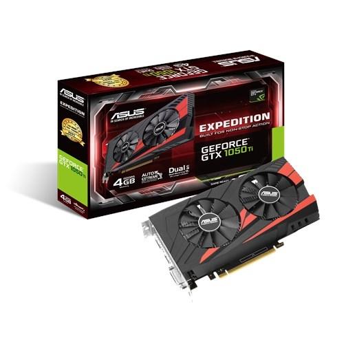 VGA Asus EX GTX1050TI O4G