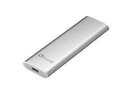SSD PLEXTOR 256GB External USB 3.1 Gen2 Type C -  EX1 256