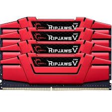 RAM PC DDR4 GKILLF4-2666C15Q-16GVR Ripjaws (4X4GB)