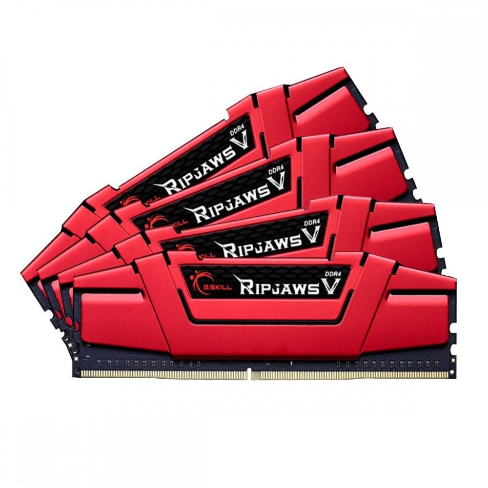RAM PC DDR4 GKILL F4-3466C16Q-32GVR Ripjaws (4X8GB)